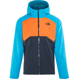 The North Face Stratos Veste Homme, urban navy/persnorg/hyper blue